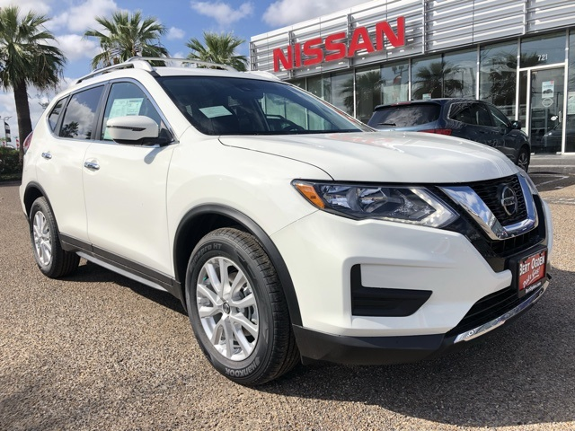 New 2020 Nissan Rogue S FWD 4D Sport Utility