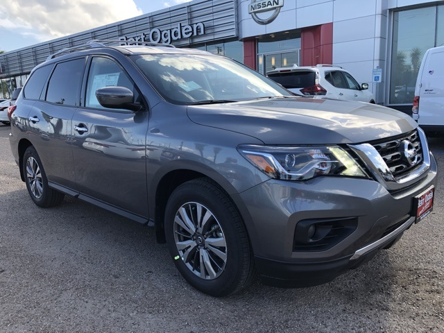 New 2019 Nissan Pathfinder SV FWD 4D Sport Utility