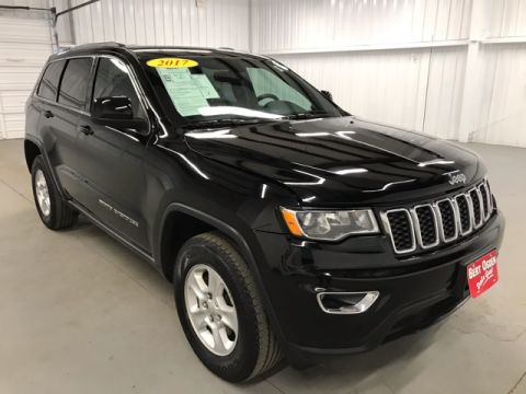 Pre-Owned 2017 Jeep Grand Cherokee Laredo 4WD 4D Sport Utility