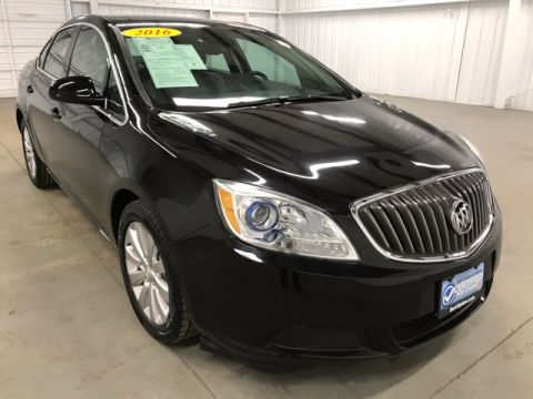 Pre-Owned 2016 Buick Verano 1SV FWD 4D Sedan